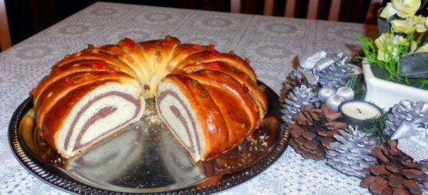 Slávnostný bochník na sviatočný stôl |