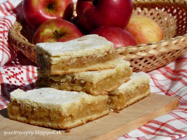 Babkin jablkový koláč |