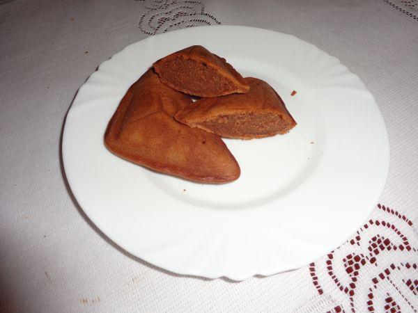 Kakaové wafličky |