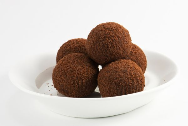 Talianske čokoládové guľky |