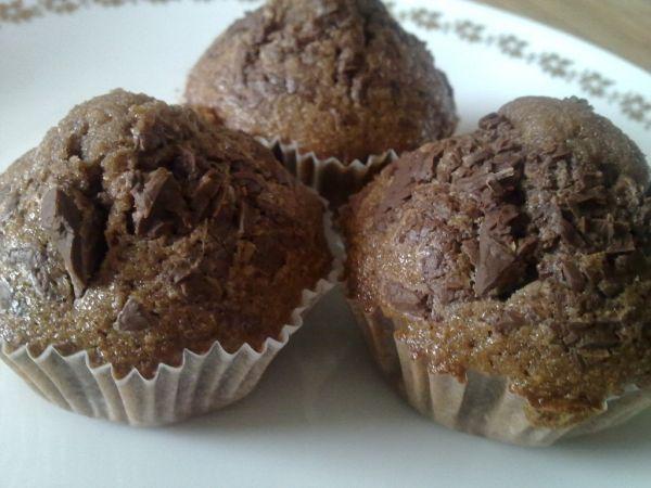 Muffiny extra čokoládové |