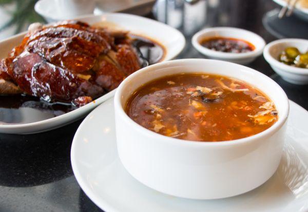 Pálivá kyslá čínska polievka |