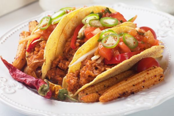 Mexická tortilla |