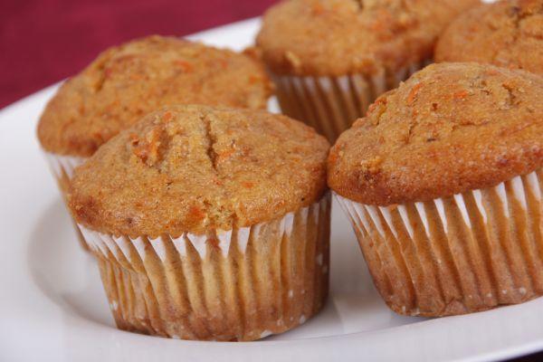Mrkvové muffiny |