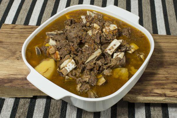 Gulášová polievka z baraniny |