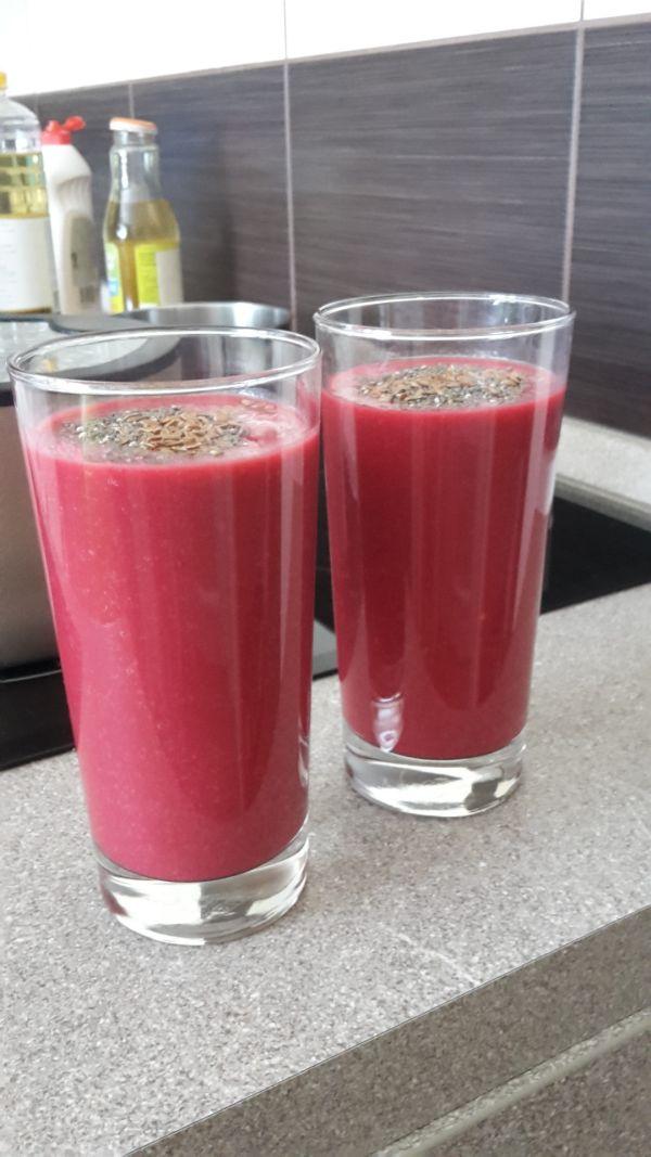 Zeleninovo-ovocné smoothie |
