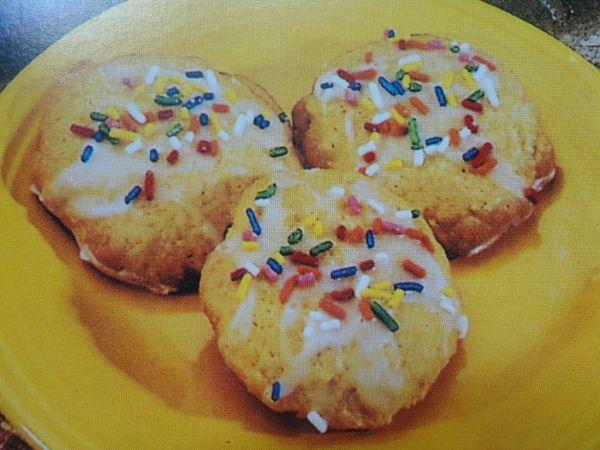 Tvarohové koláčiky |