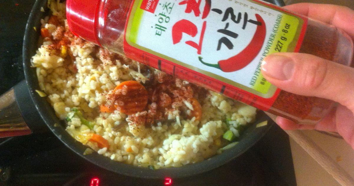 Rizoto s ázijskou zeleninou, fotogaléria 6 / 7.