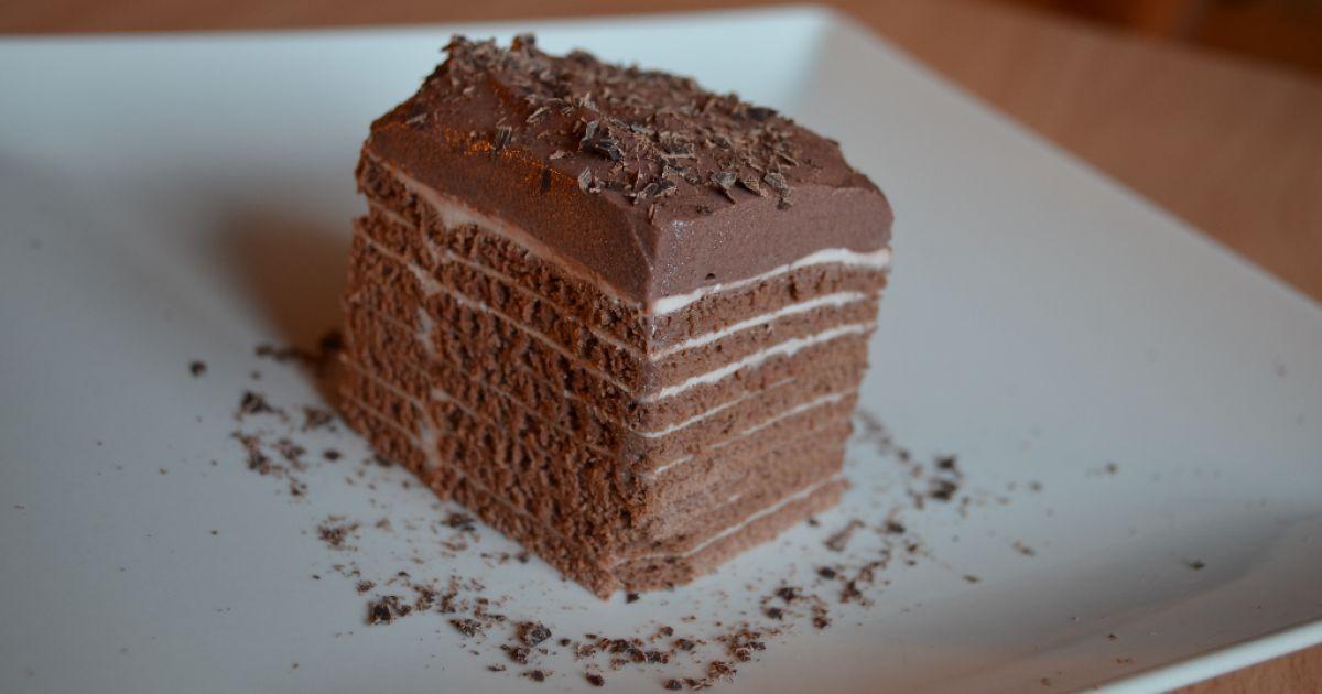 Rýchly koláč z Bebe keksov a smotany, fotogaléria 1 / 7.