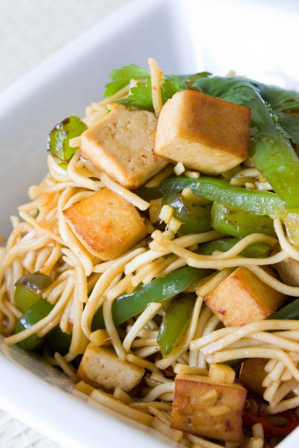 Tofu na čínsky spôsob |