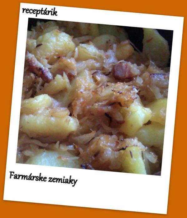 Farmárske zemiaky  