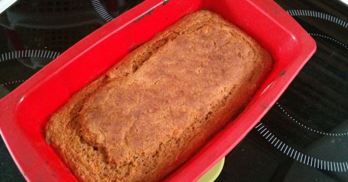 Mrkvová torta bez vajec s tofu krémom, fotogaléria 7 / 10.