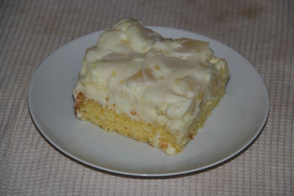 Ananásový koláč |