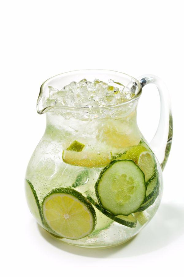 Uhorková limonáda |
