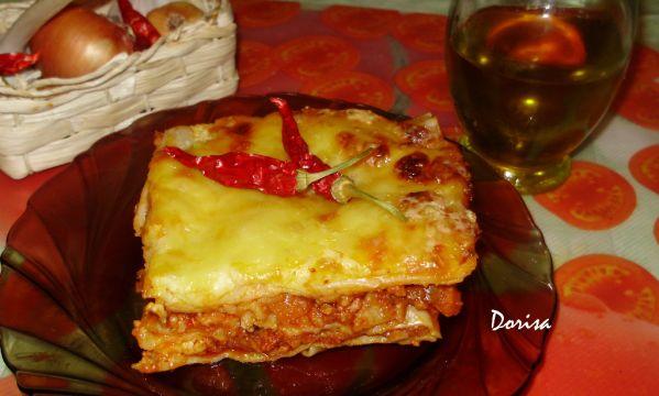 Lasagne so syrom |