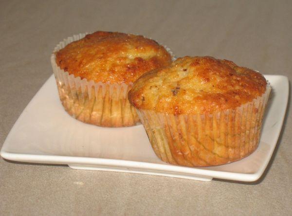 Škoricové muffinky |