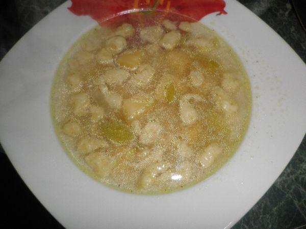 Pórová polievka |