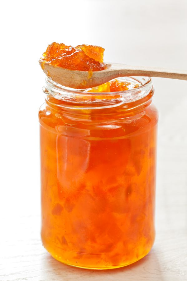 Pomarančový džem so zázvorom |