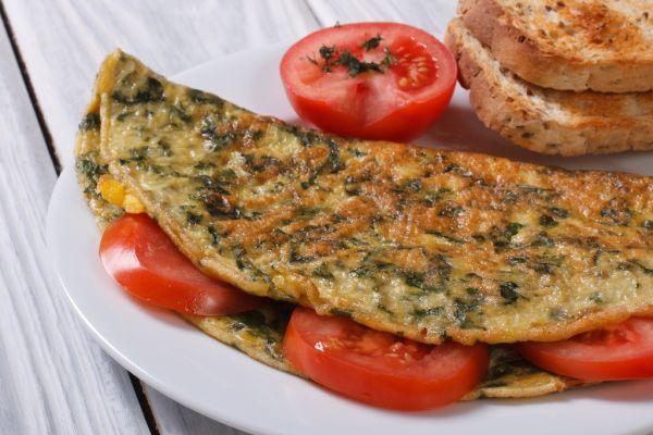 Sardelové omelety |