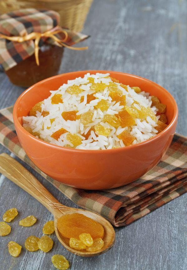 Hrozienková ryža |