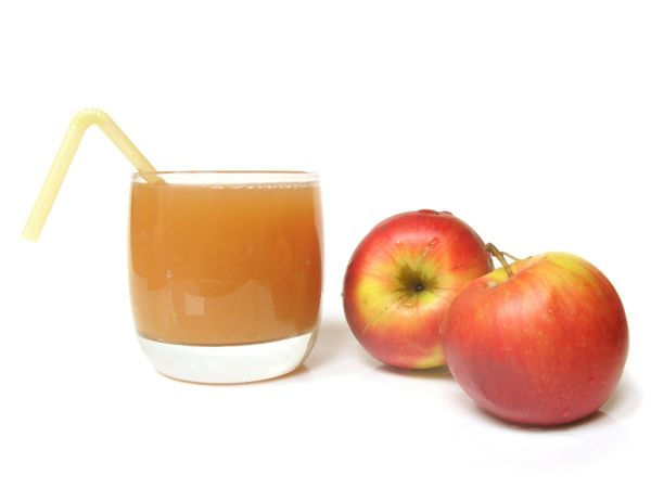 Nesladený džús z viacerých druhov ovocia |