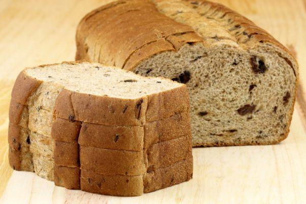 Hrozienkový chlieb |