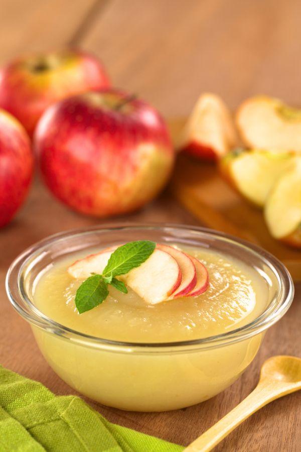 Jablková omáčka |