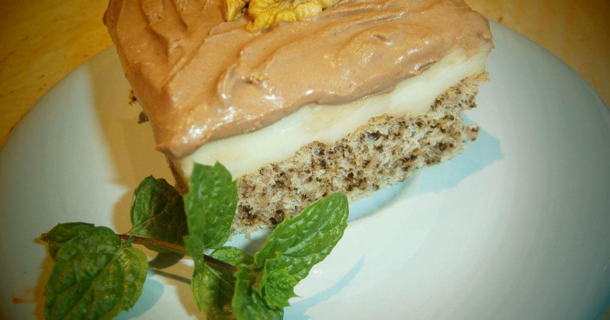 Milka koláč s čokoládovou šľahačkou, fotogaléria 13 / 13.