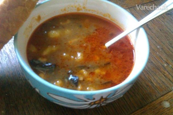 fd214f2a3 Melencová polievka - Recept