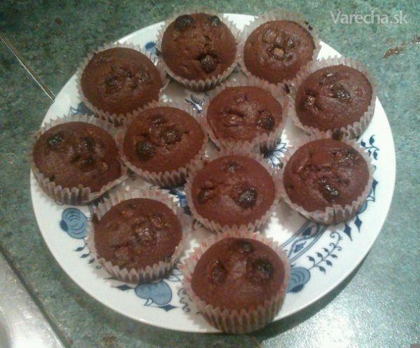 Hrnčekové muffiny |
