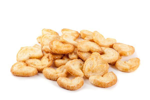 Francúzske sušienky (palmiers) |