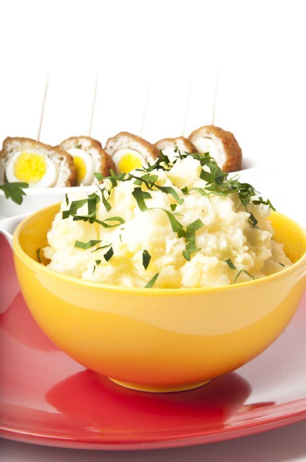 Sekaná so zemiakovým pyré |