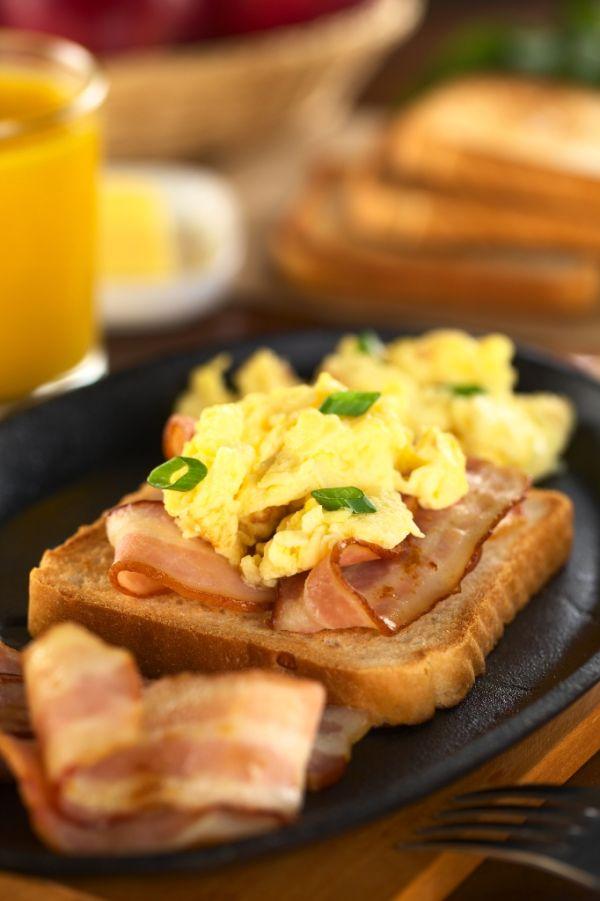 Výdatné raňajky |