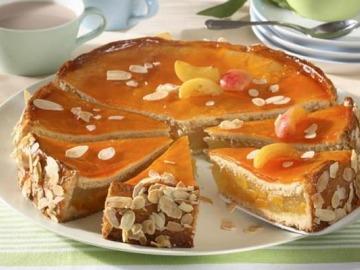 Meruňkový koláč  Recepty na každý den