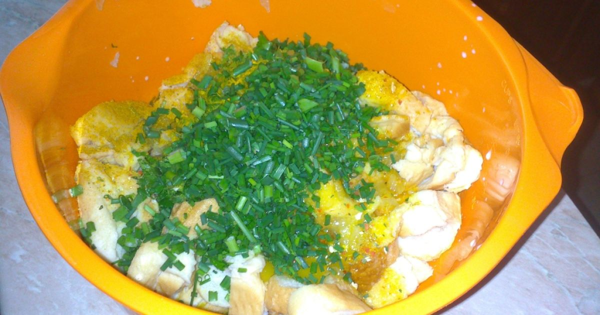 Pečené plnené kura, fotogaléria 3 / 6.