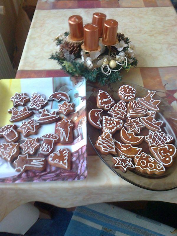 Vianočné medovníčky |