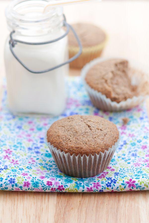 Perníkové muffiny |