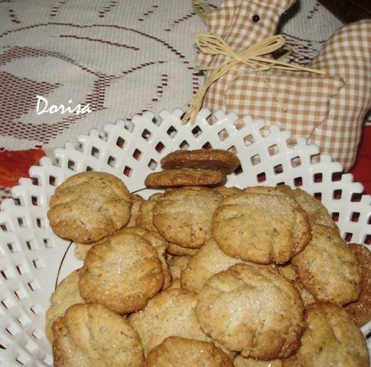 Orechové keksíky |