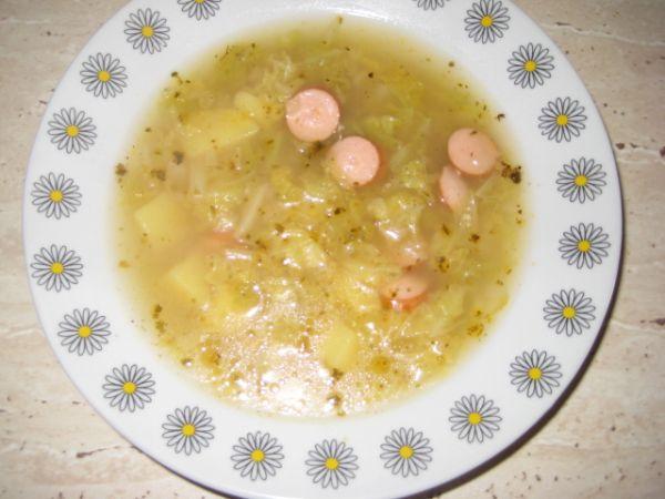 Kelová polievka |