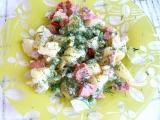Zemiakovy salat so zeleninou