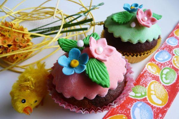 Veľkonočné cupcakes |