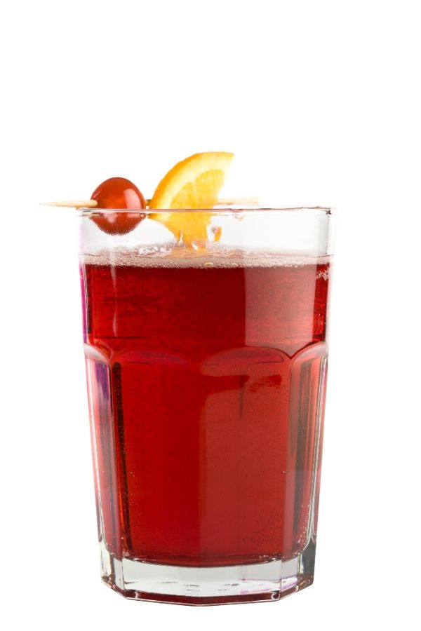 Shirley Temple koktail |