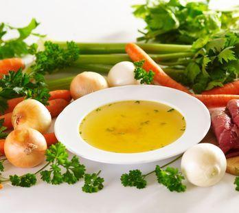 Čínska hovädzia polievka |