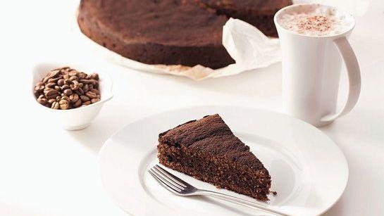 Francúzska čokoládová torta |