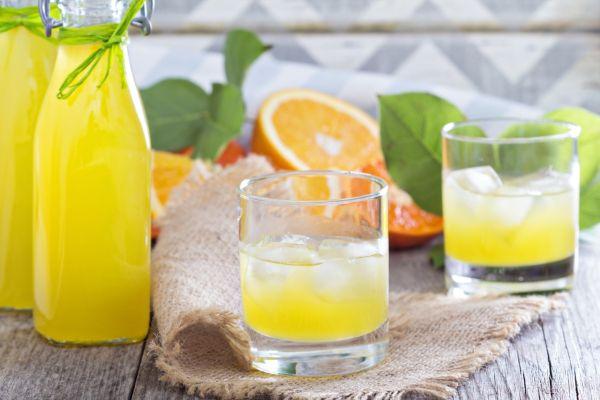 Medový pomarančový likér |