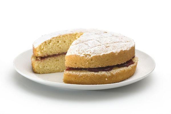 Piškótový koláč bez vajec |