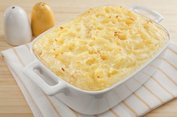 Zapečená zemiaková kaša |