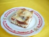 Slivkový koláč s kyslou smotanou