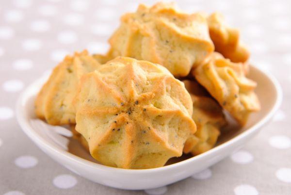 Sušienky z avokáda  