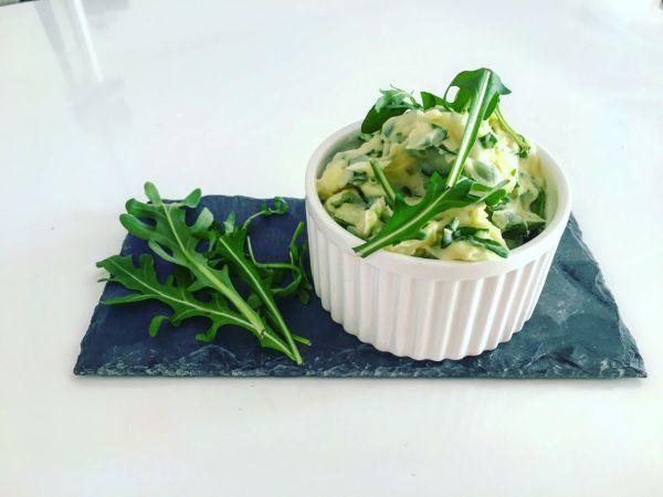 Videorecept: Talianská rukolová zemiaková kaša |